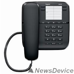 Телефон Gigaset DA410 (IM) BLACK Телефон проводной (черный)