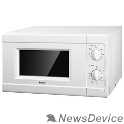 Микроволновые печи BBK BBK 20MWS-705M/W (W) Микроволновая печь, белый