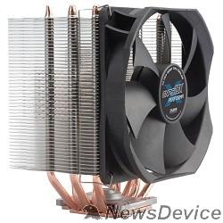 Вентилятор Cooler ZALMAN CNPS10X Performa (+)  for 775 / 1155 / 1366 / 2011 / AM2 / AM3 / FM1, Speedcontr, 17-36дБ, 900-2000 об / м, Cu+Al, 4пин