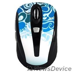 Мышь Мышь беспроводная CROWN CMM-927W blue CM000001167