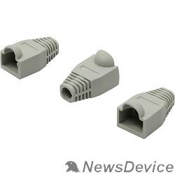 Коннектор 5bites US016-GY Колпачок  для коннектора RJ45 серый, 100шт
