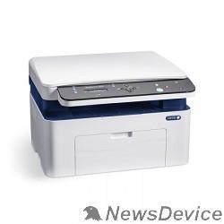 Копировальный аппарат Xerox WorkCentre 3025BI A4, Laser, P/C/S, 20 ppm, max 15K pages per month, 128MB, GDI, USB, Wi-Fi (WC3025BI#)(3025V_BI)