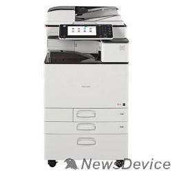 Принтер Ricoh MP C2011SP МФУ, A3, цветной, 1,5Гб, 20стр/мин, дуплекс, GigaLAN, HDD250, ARDF100, 2х550л, с девелопером, без тонера, без тумбы (417319)