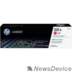 Расходные материалы HP CF403X Картридж , Magenta LaserJet Pro M252n/M252dw (2300 стр.)