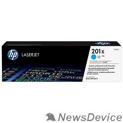 Расходные материалы HP CF401X Картридж, Cyan LaserJet Pro M252n/M252dw (2300 стр.)