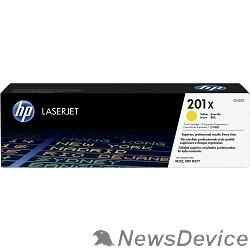 Расходные материалы HP CF402X Картридж, Yellow LaserJet Pro M252n/M252dw.(2300 стр.)