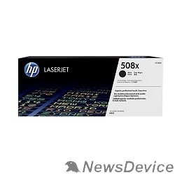 Расходные материалы HP CF360X Картридж, Black LaserJet Enterprise M553. 12500 страниц.