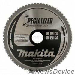 Оснастка Makita B-29387 Диск Пильный ф185х30х1.45мм,70зуб,д\тонк металла