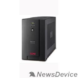 ИБП APC Back-UPS 1400VA BX1400UI розетки IEC