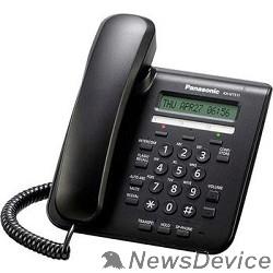 VoIP-телефон Panasonic KX-NT511ARUB IP телефон