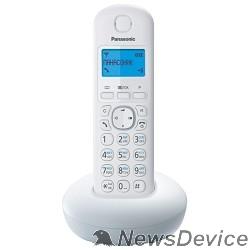 Телефон Panasonic KX-TGB210RUW белый Радиотелефон