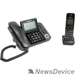 Телефон Panasonic KX-TGF310RUM Телефон DECT