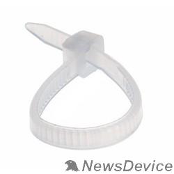 Аксессуар REXANT (07-0250) Хомут nylon 4.0 х 250 мм 100 шт белый