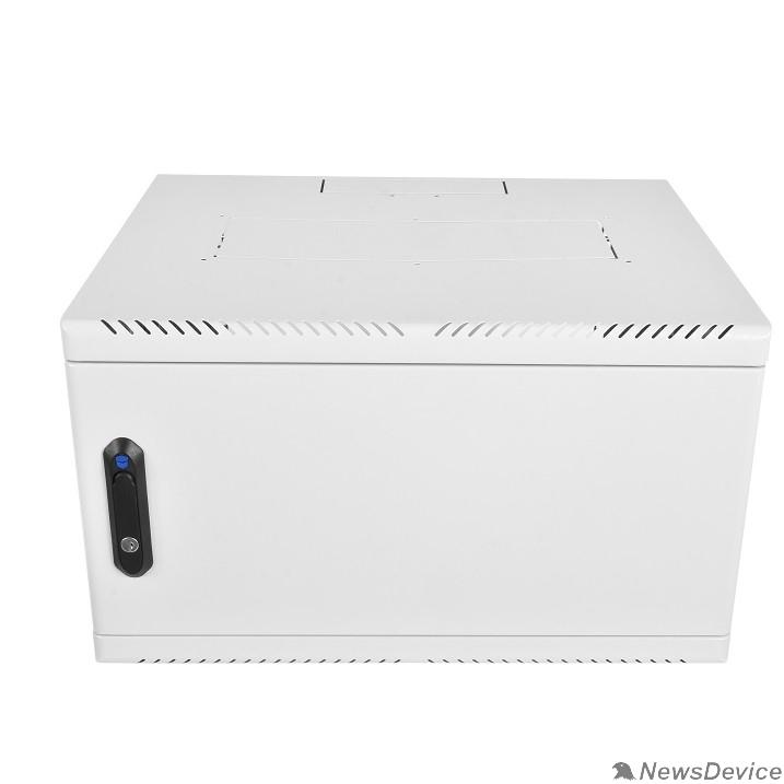 Монтажное оборудование ЦМО Шкаф телекоммуникационный настенный 12U (600х300) дверь металл (ШРН-12.300.1) (1 коробка)