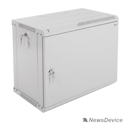 Монтажное оборудование ЦМО Шкаф телекоммуникационный настенный разборный 9U (600х350) дверь металл (ШРН-Э-9.350.1) (1 коробка)