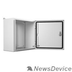 Монтажные шкафы, стойки Elbox Электротех. распред. шкаф IP66 навесной (В400*Ш300*Г150) EMW c одной дверью (EMW-400.300.150-1-IP66)