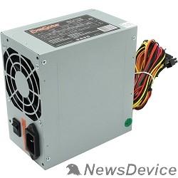 Блок питания Exegate EX219457RUS Блок питания 500W ATX-CP500 OEM, 8cm fan, 24+4pin, 3*SATA, 1*FDD, 2*IDE 251773