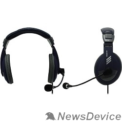 Наушники Defender Gryphon HN-750 синий, кабель 2 м 63748