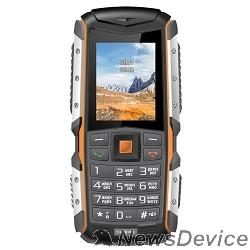 Мобильный телефон TEXET TM-513R мобильный телефон цвет черно-оранжевый