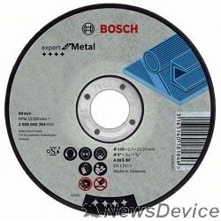 Bosch BOSCH 2608600324 ОТРЕЗНОЙ КРУГ МЕТАЛЛ 230Х3 ММ