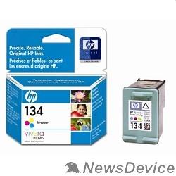 Расходные материалы HP C9363HE Картридж №134, Color DJ 6543/5743/5740/6843, PS 325/375/8153/8453, Color (14ml)
