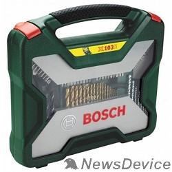 Наборы инструмента Bosch X-Line Titanium 2607019331 набор ручных инструментов и принадлежностей, 103 предмета
