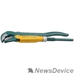 Ручной инструмент KRAFTOOL PANZER-45, №1, ключ трубный, изогнутые губки 2735-10_z02