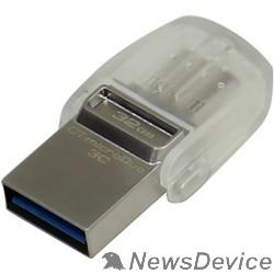 Носитель информации Kingston USB Drive 32Gb DTDUO3C/32GB USB 3.0/3.1 + Type-C