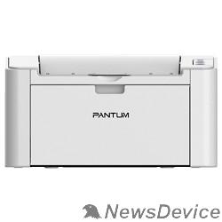 Pantum Pantum P2200 Принтер лазерный, монохромный, А4, 20 стр/мин, 1200 X 1200 dpi, 128Мб RAM, лоток 150 листов, USB, серый корпус