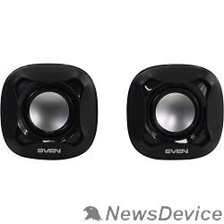 Колонки AC SVEN 170, чёрный (5 Вт, питание USB)