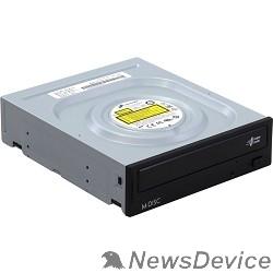 Устройство чтения-записи LG DVD-RW/+RW GH24NSD0/1/5, Black (OEM)