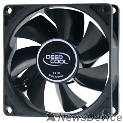 Вентилятор Case fan Deepcool XFAN 60 60x60x12 3pin+4pin (molex) 24dB 30g RTL DP-FDC-XF60