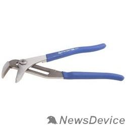 """Шарнирно-губцевый инструмент STAYER Клещи """"MASTER"""" HERCULES, переставные, хромированное покрытие, быстрый захват, двухкомпонентные ручки, 270мм 22370_z01"""