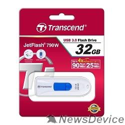 Носитель информации Transcend USB Drive 32Gb JetFlash 790 TS32GJF790W USB 3.0