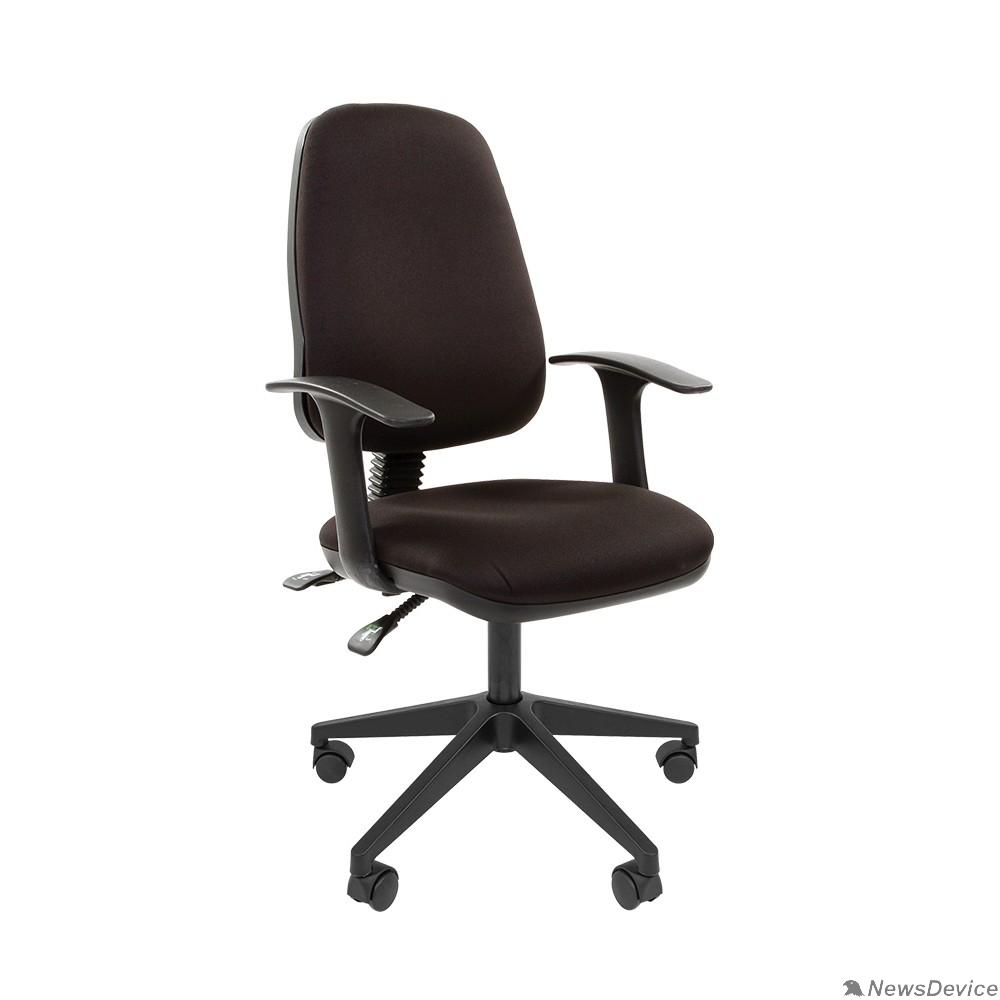 Офисные кресла Офисное кресло Chairman  661 15-21 черный  sl ,  (7022357)