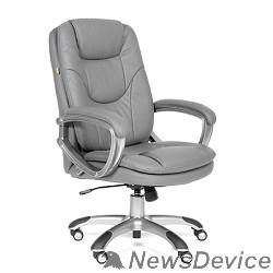 Офисные кресла Офисное кресло Chairman  668  экопремиум 0102 серый ,  (7007679)