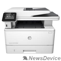Принтер HP LaserJet Pro MFP M426fdn RU F6W17A#B09 p/c/s/f A4, 600 x 600, 38ppm, 256Mb, дуплекс, USB, LAN