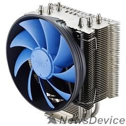 Вентилятор Cooler Deepcool  GAMMAXX S40  Intel 2011/1366/1155/1156/1150775, AMD FM1/AM3/AM2+/AM2, TDP 130W