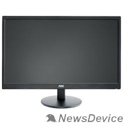 """Монитор LCD AOC 21.5"""" E2270SWDN/(01) черный TN+film LED 1920x1080 5ms 16:9 700:1 90/65 200cd DVI D-Sub"""