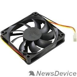 Вентиляторы 5bites F8015S-3 Вентилятор  80 x 80 x 15мм, подшипник скольжения, 1600RPM, 23dBa, 3 pin