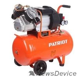 Компрессоры, Пневматическое оборудование PATRIOT VX 50-402 Компрессор 525306315 Мощн.: 2.2 кВт; Напр.: 230В~50Гц; Об.двиг.: 2850 об/мин; Производит.: 400 л/мин; Об.ресивера: 50 л; Давл.: 8 бар; Вес: 39 кг;
