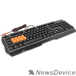 Клавиатура Клавиатура A-4Tech Bloody B188 Black USB Multimedia Gamer LED 326280