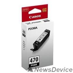 Расходные материалы Canon PGI-470PGBK 0375C001 Картридж для Pixma iP7240/MG6340/MG5440, черный