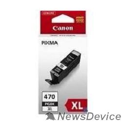 Расходные материалы Canon PGI-470XLPGBK 0321C001 Картридж для Pixma iP7240/MG6340/MG5440, черный