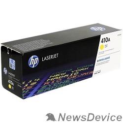 Расходные материалы HP CF412A Картридж, Yellow LJ Pro M477fdn/M477fdw/M477fnw/M452dn/M452nw (2300стр.)