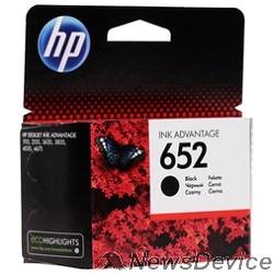 Расходные материалы HP F6V25AE Картридж №652, Black DJ IA 1115/2135/3635/4535/3835/4675 (360стр.)