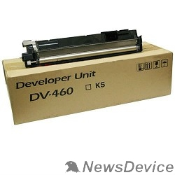 Расходные материалы Kyocera-Mita DV-460 Блок проявки TASKalfa 180/181/220/221 (300000 стр.)