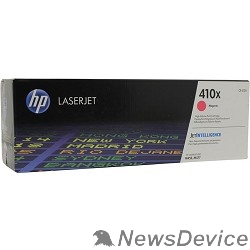 Расходные материалы HP CF413X Картридж, Magenta LJ Pro M477fdn/M477fdw/M477fnw/M452dn/M452nw, (5000стр.)