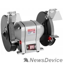Электроинструмент ЗУБР Станок ЗТШМ-200-450  точильный, диск 200х20х32мм, 2950об/мин, 450Вт
