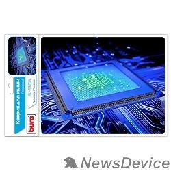Коврики Коврик для мыши Buro BU-R51768 рисунок/процессор 338264